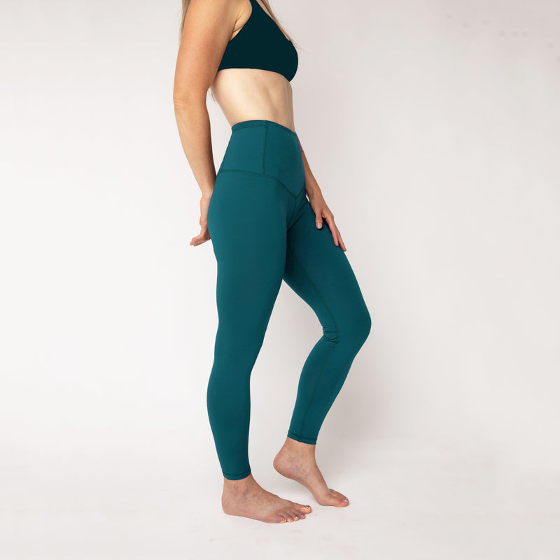 """Ocean"" Basecamp Leggings"