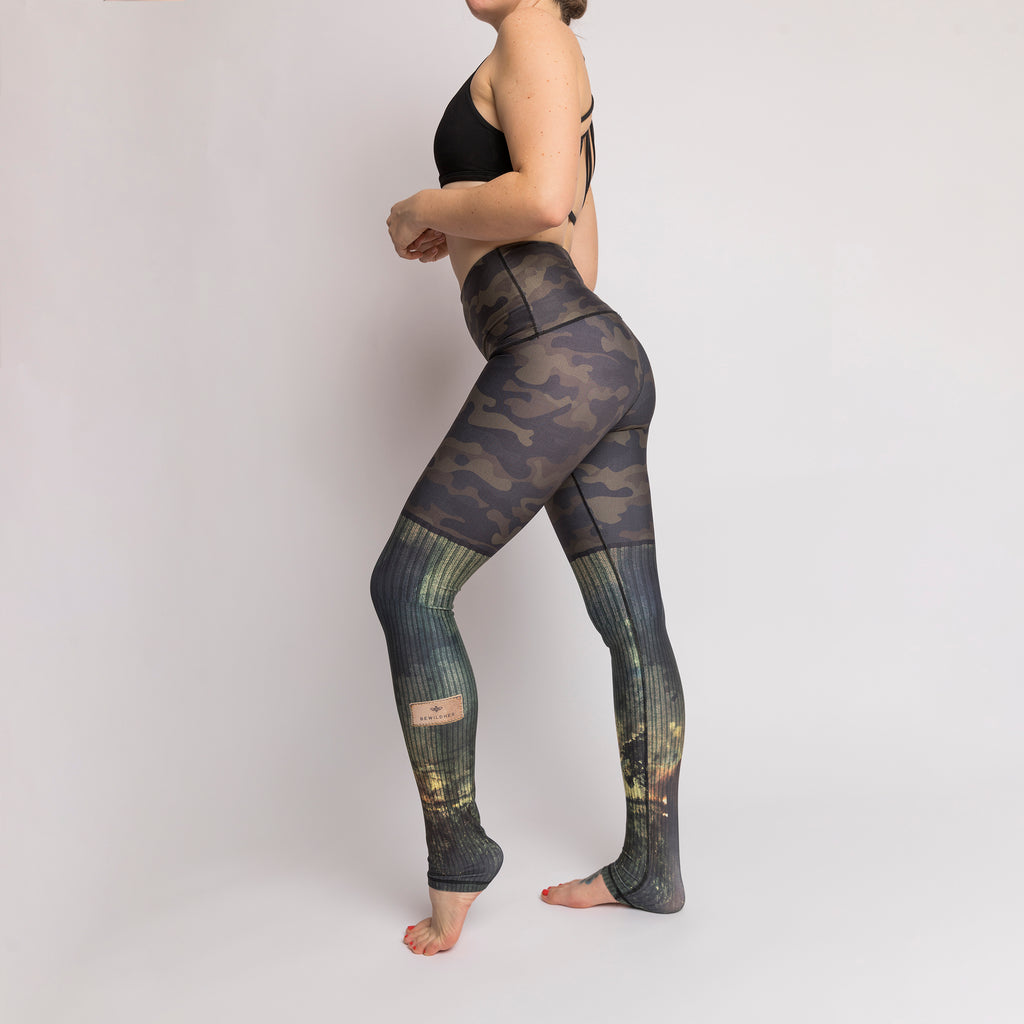 The Woodland Leggings - LAST CHANCE!