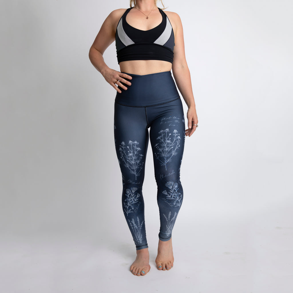 Save the Bees Athletic Tights - LAST CHANCE!