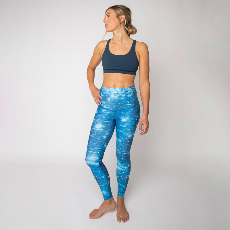 """Sea of Dreams"" Run-wild Tights *reflective*"