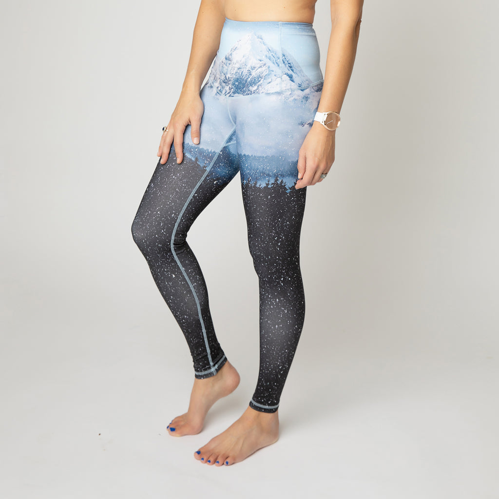 "The ""Mountain View"" Run Wild Tights - arriving mid February"