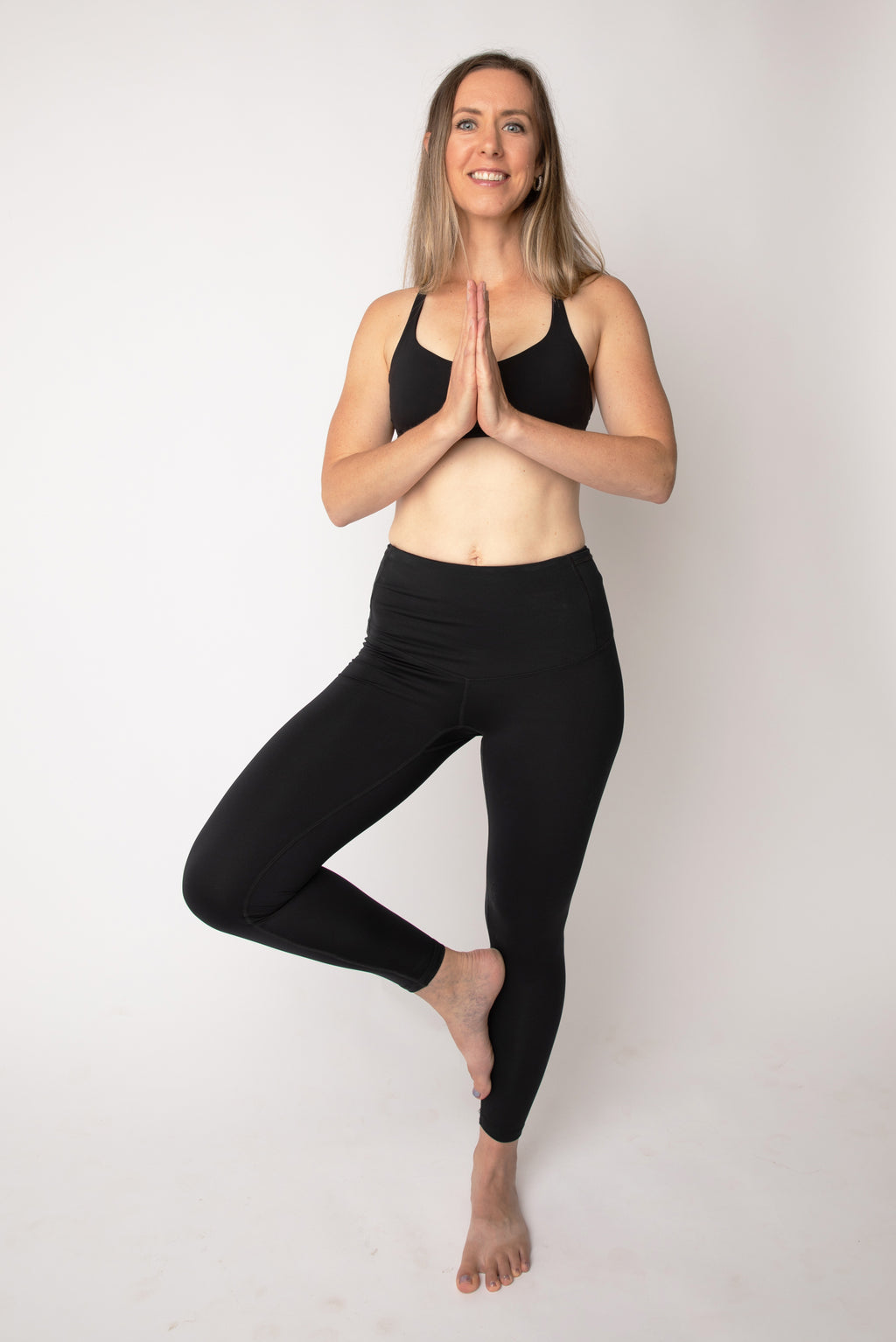 """Pitch Black"" Basecamp Leggings"