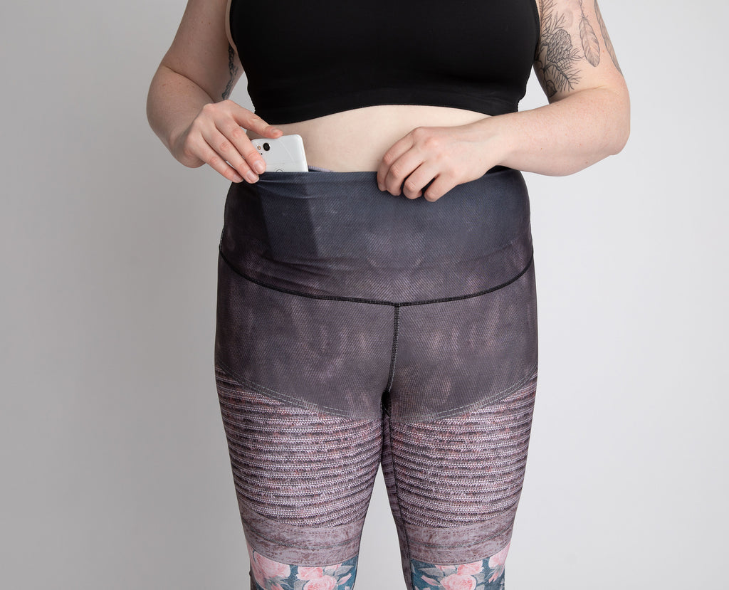 The Drifter Athletic Tights - LAST CHANCE