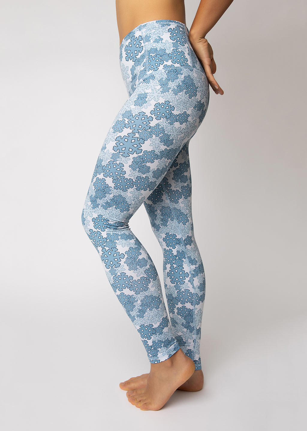 """Winter Sprinkles"" Basecamp Leggings - arriving mid December"