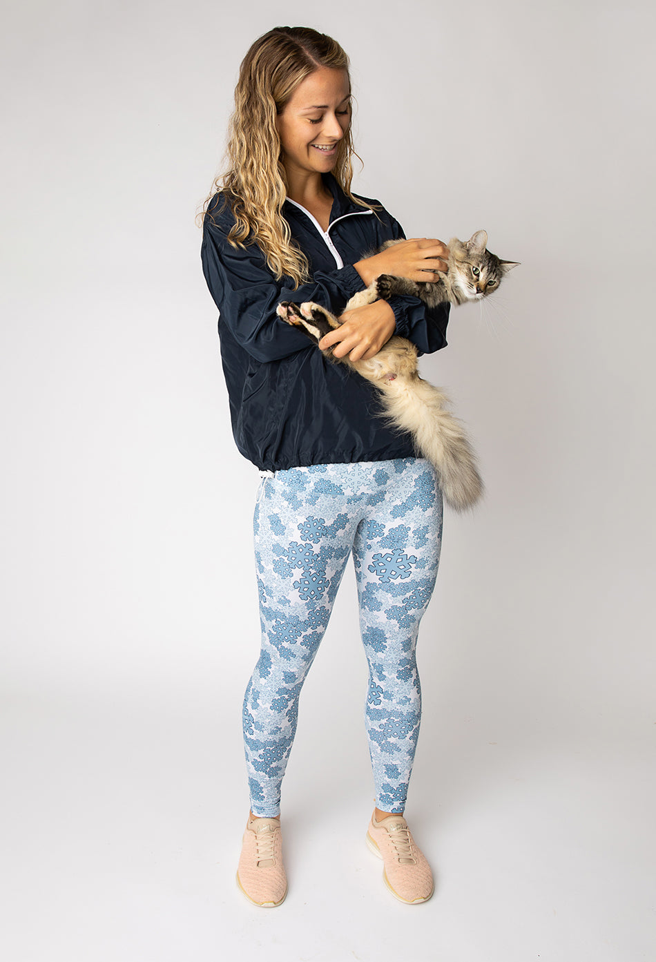 """Winter Sprinkles"" Basecamp Leggings - pre-order by October 31st"