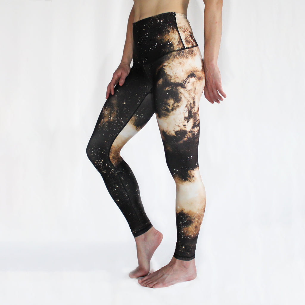 DECEMBER - The Wonder Wolf Leggings - pre-order until December 31st!