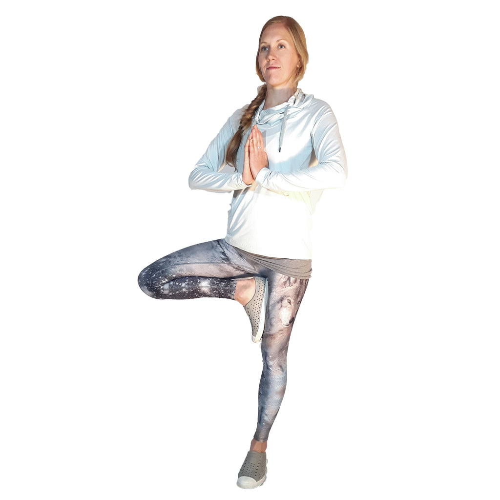 KICKSTARTER - The Kindred Spirit Wolf Leggings - ONLY 1 LEFT, XXS