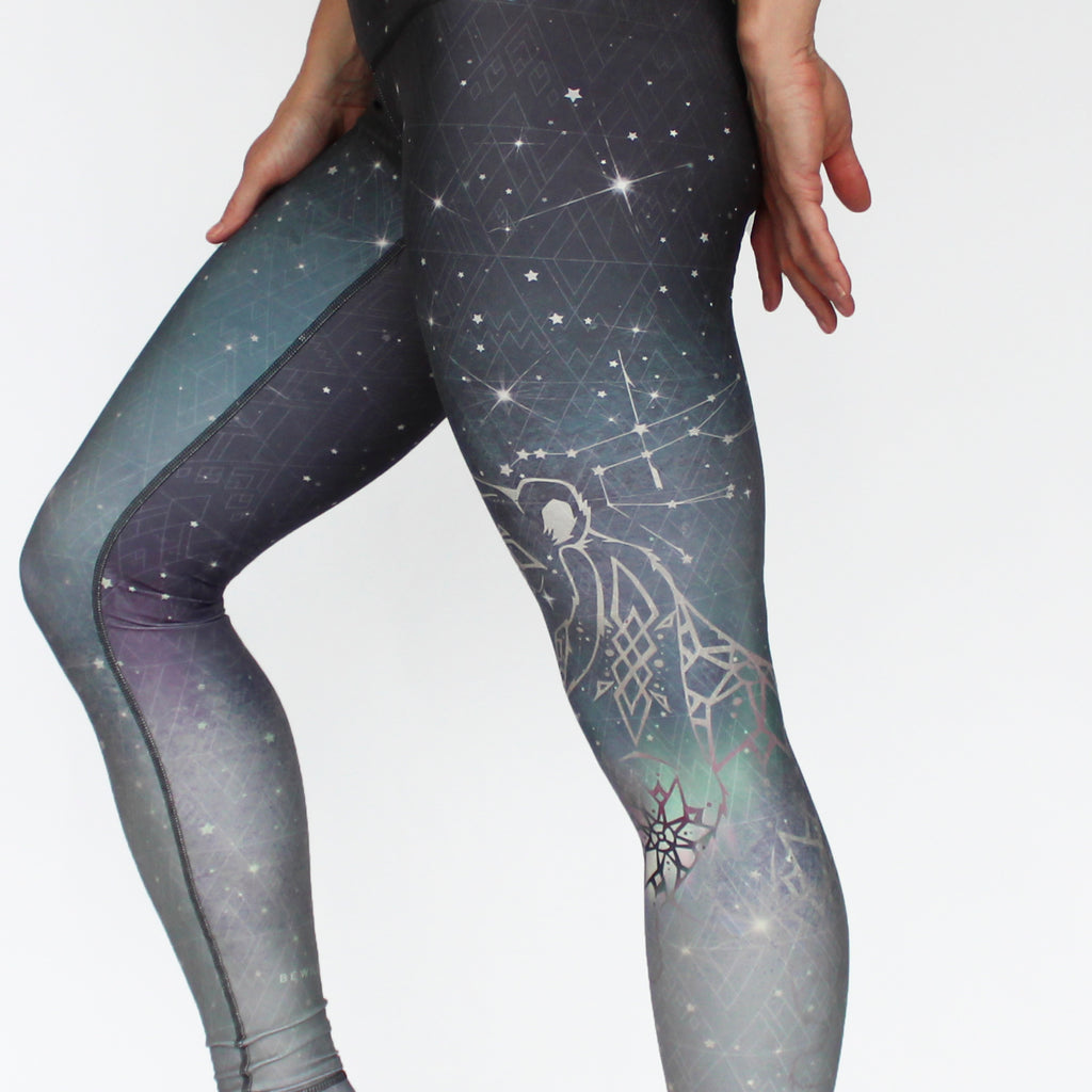 NOVEMBER - The Polar Lights Leggings - LAST CHANCE! Releasing Dec 21st
