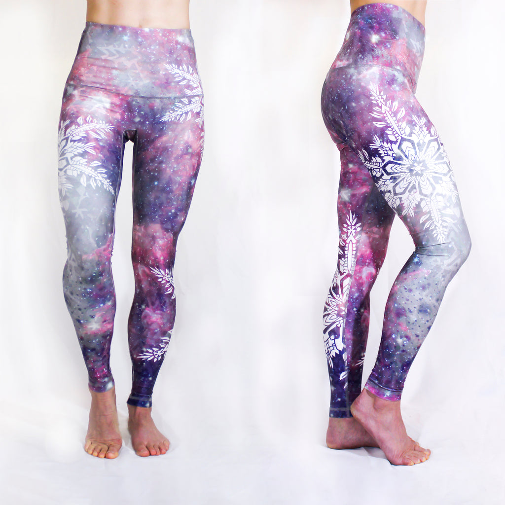 DECEMBER - The Snow Goddess Leggings - YOU MISSED THEM!