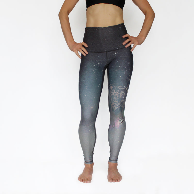 NOVEMBER - The Polar Lights Leggings - pre-order until November 30th!