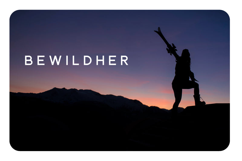 Something wild for her - Bewildher giftcards