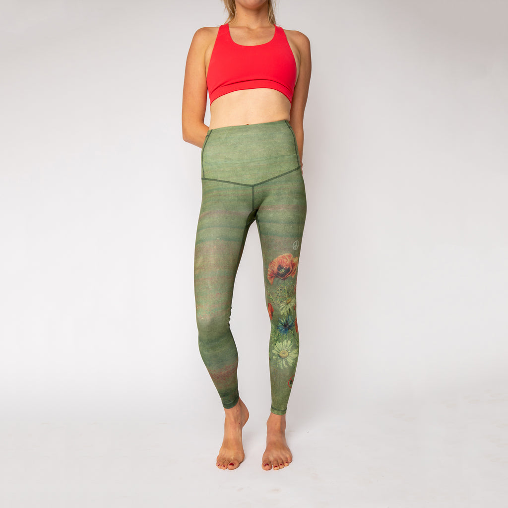 """The Peacekeeper"" Run-wild Tights - pre-order by Sept 30th"