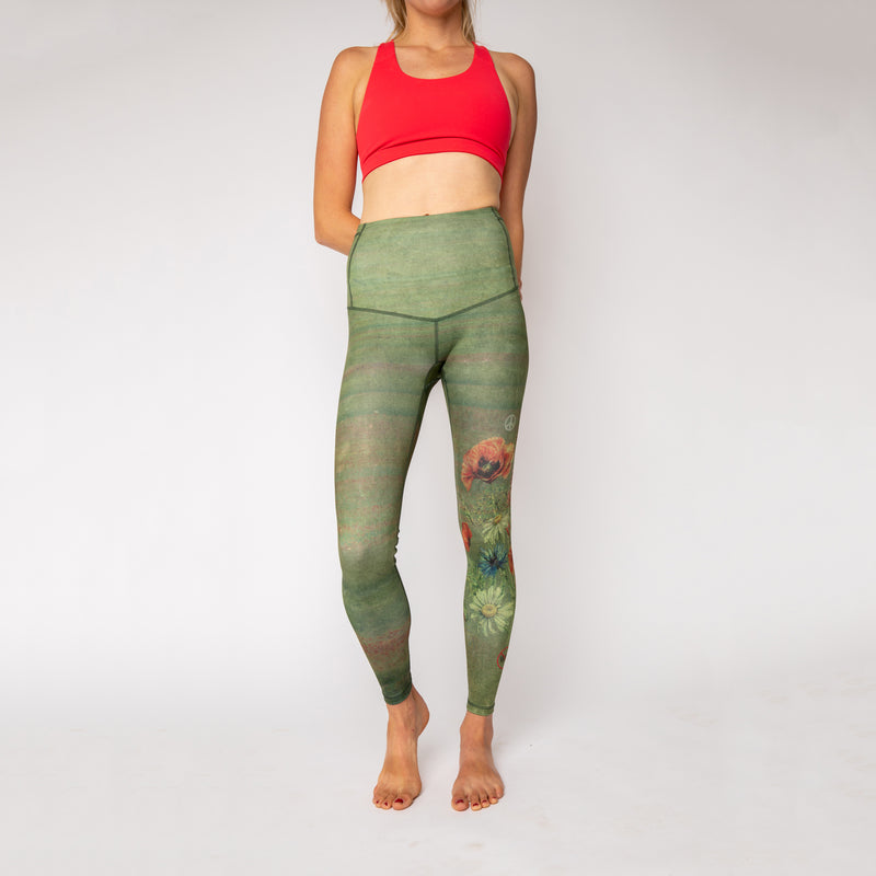 """The Peacekeeper"" Run-wild Tights - arriving December 4th"