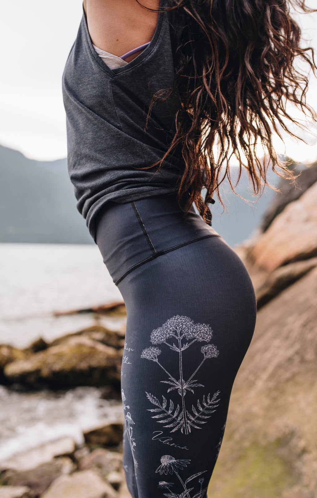 Save the Bees Athletic Capri - LAST CHANCE!