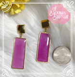Easy like Sunday earrings