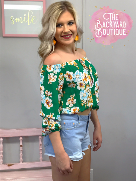 Sweet Summer Dreaming Top