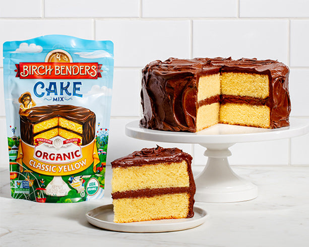 featured-Birch Benders Organic Yellow Cake Mix pouch - have-zoom-1