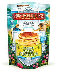 Birch Benders Plant Protein Pancake & Waffle Mix - have-zoom-1