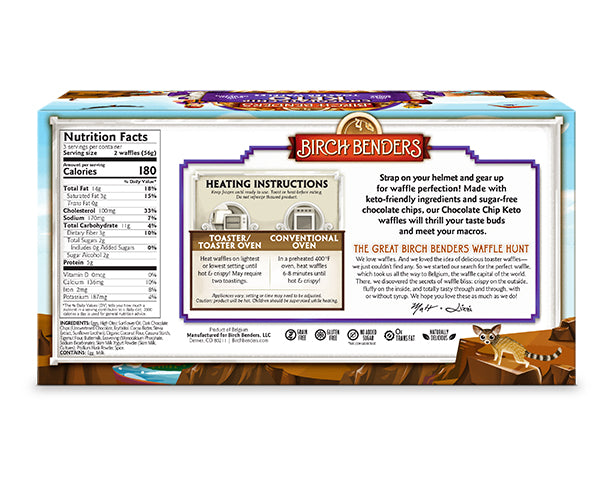 featured-Birch Benders Chocolate Chip Keto Frozen Toaster Waffles box - have-zoom-3