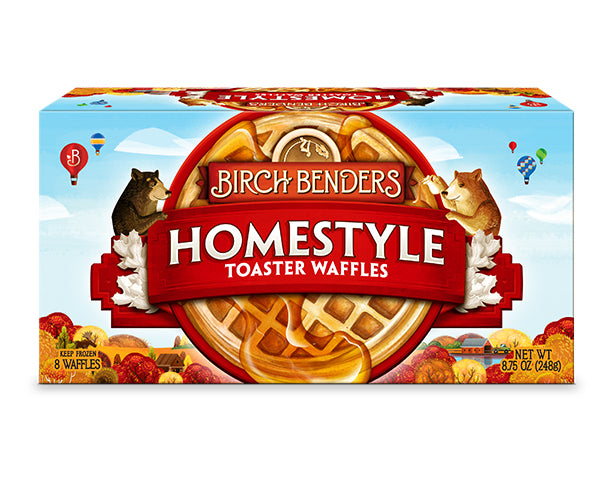 featured-Birch Benders Homestyle Frozen Toaster Waffles box - have-zoom-2