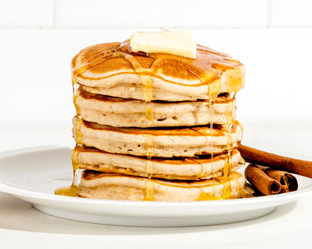 featured-Birch Benders Six Grain Cinnamon Pancake & Waffle Mix stack - have-zoom-2