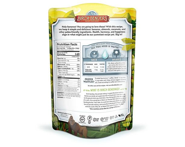 featured-Birch Benders Banana Paleo Pancake & Waffle Mix pouch back - have-zoom-4