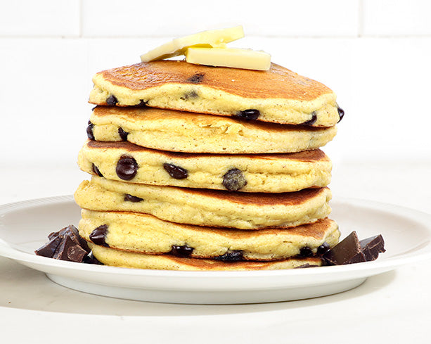 featured-Birch Benders Keto Chocolate Chip Pancake & Waffle Mix stack - have-zoom-2