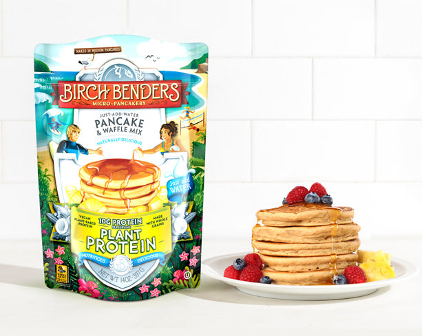 featured-Birch Benders Plant Protein Pancake & Waffle Mix - have-zoom-1