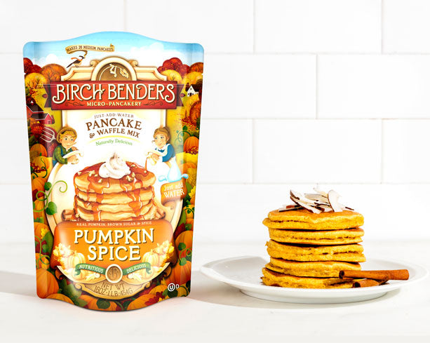 featured-Birch Benders Pumpkin Spice Pancake & Waffle Mix - have-zoom-1