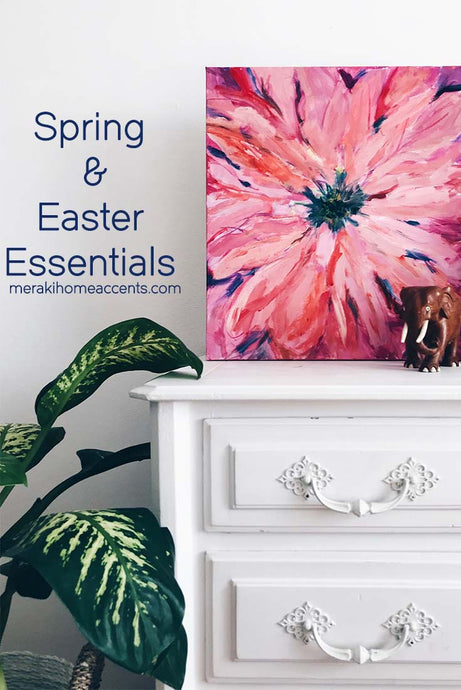 Spring & Easter Décor Essentials