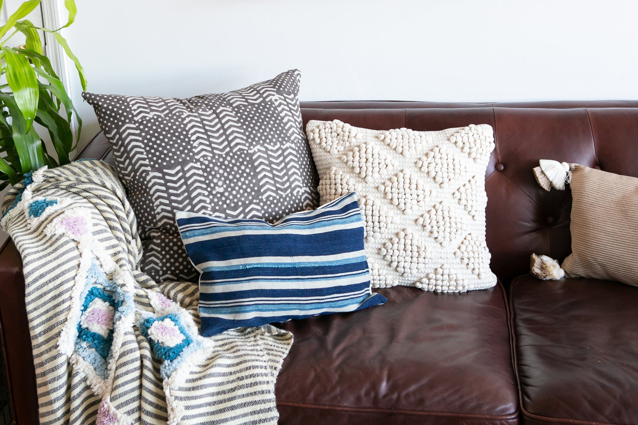Accent Throw Pillows
