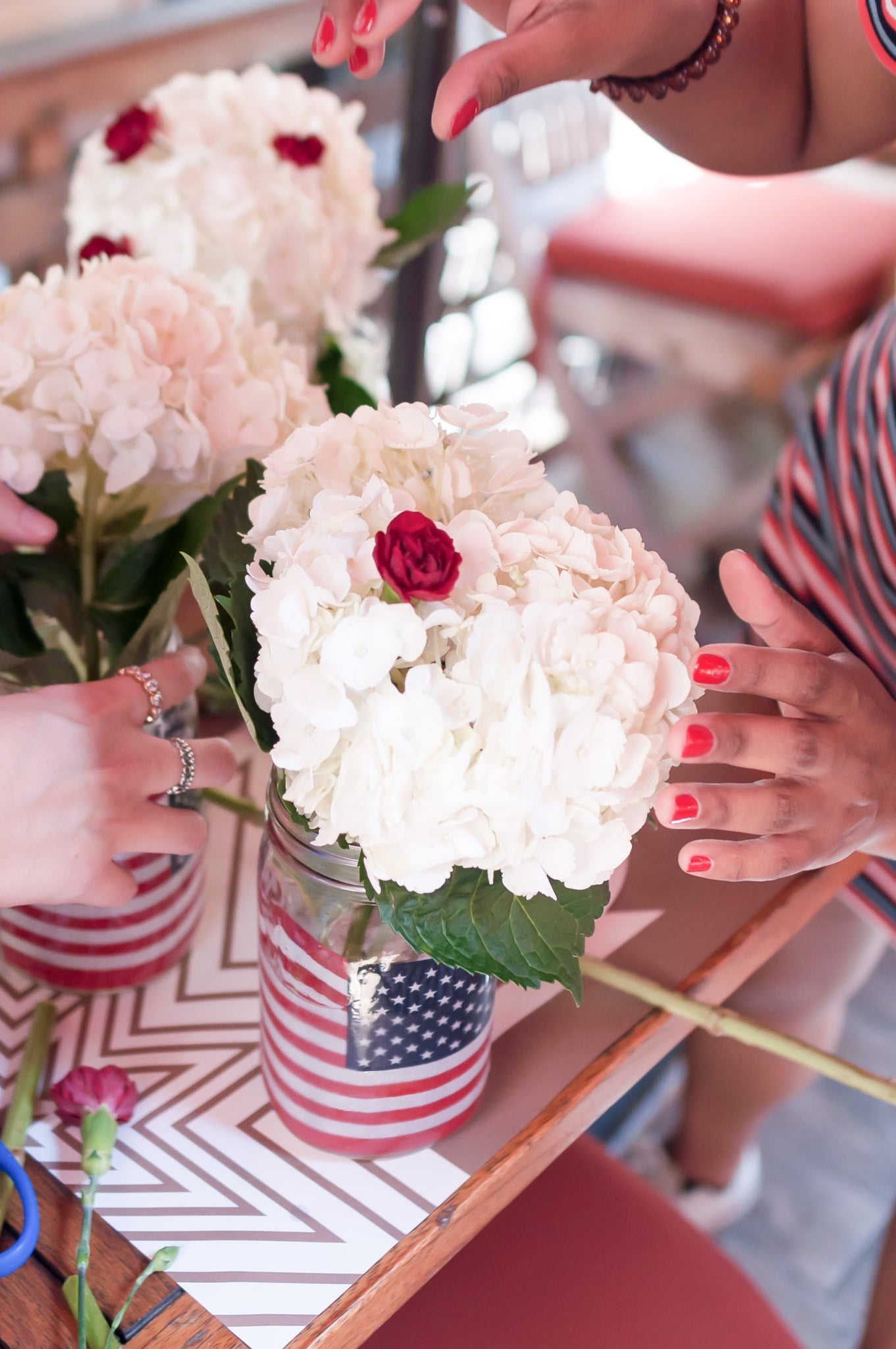 Party Ideas, 4th of July Centerpiece