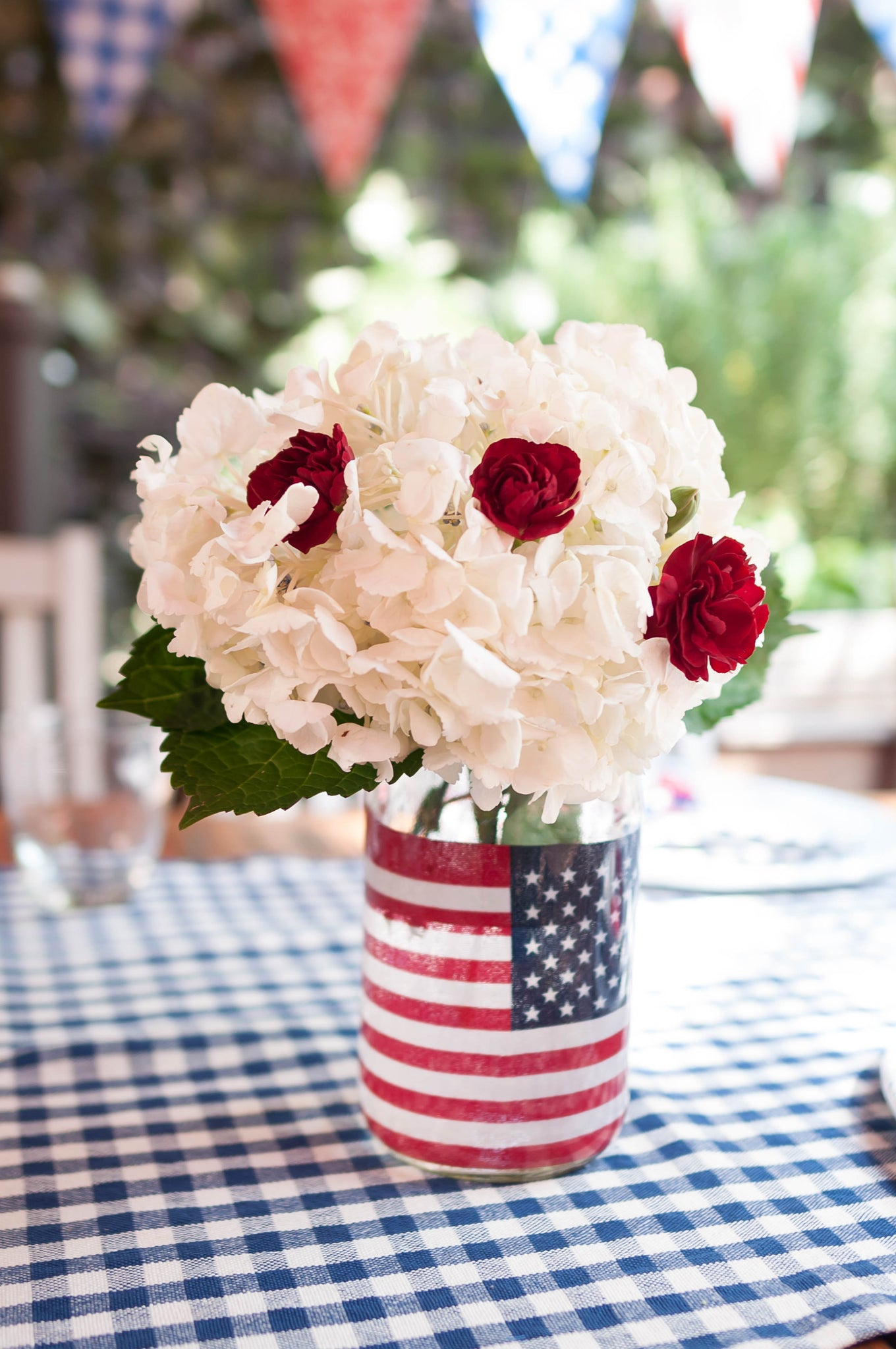 4th of July DIY Centerpiece
