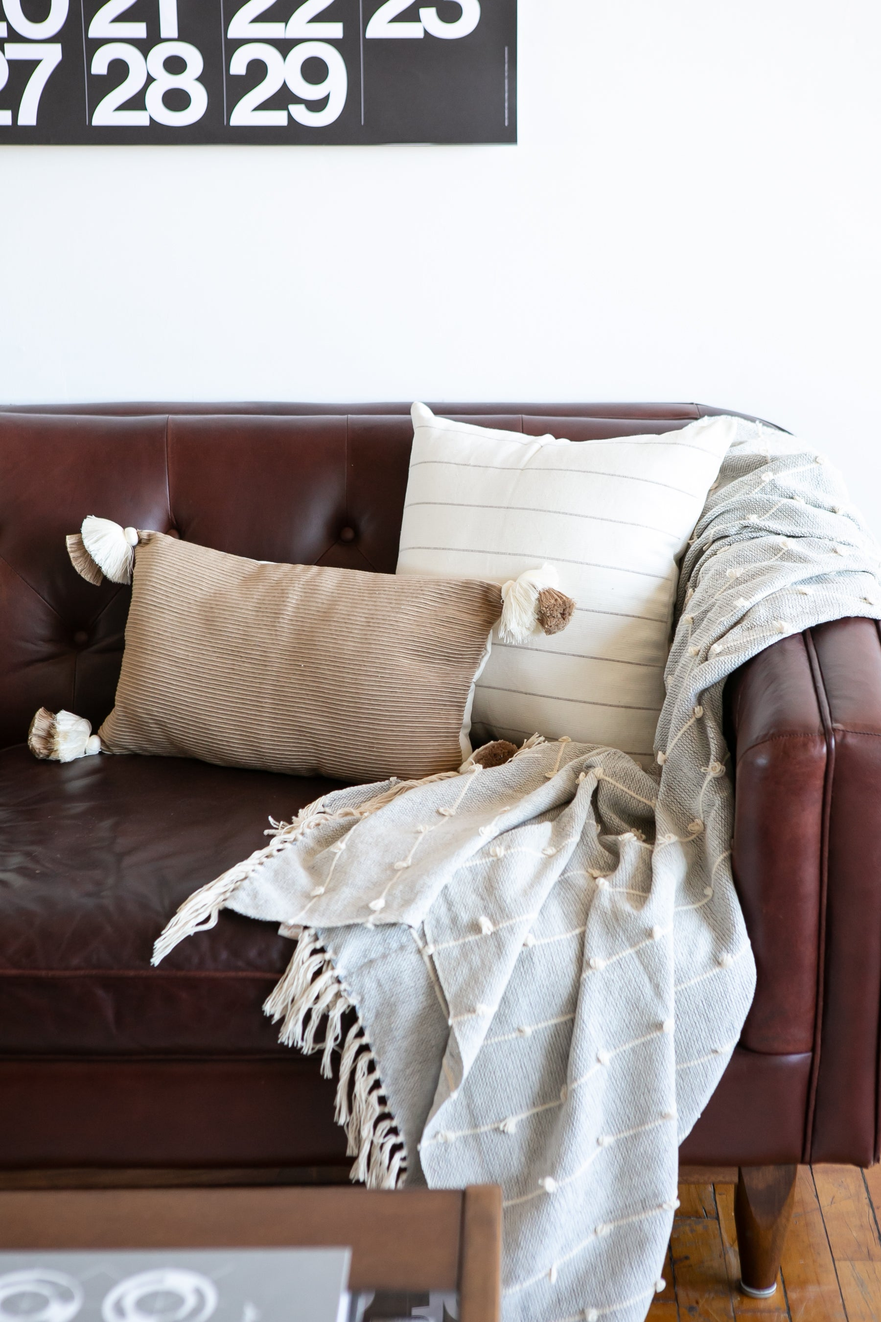How to Style Your Sofa - 3 Easy Ways