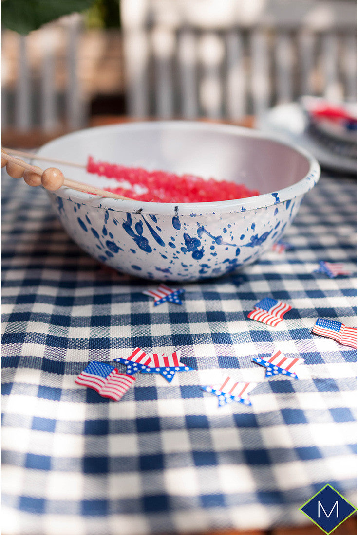 4th of July Outdoor Party DIY