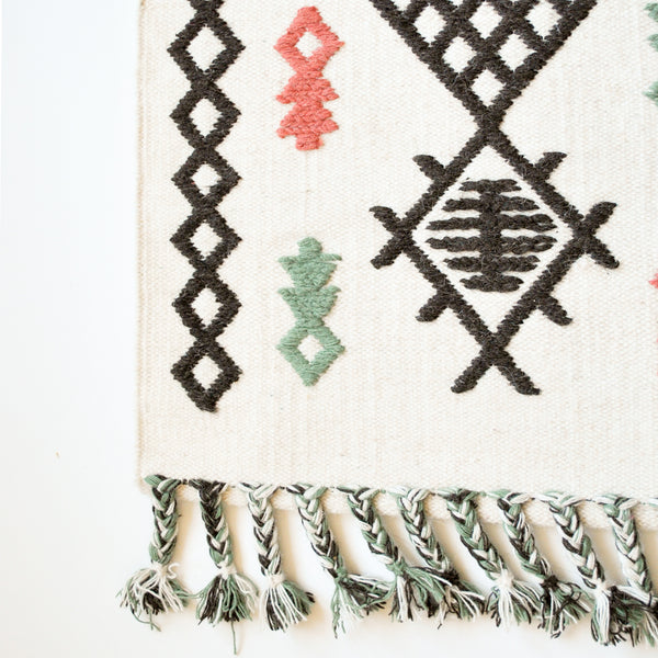 Tribal Accent Rug