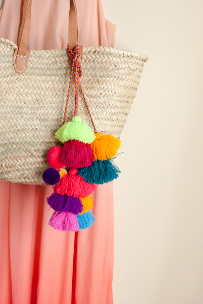 Tassel and Pom Poms