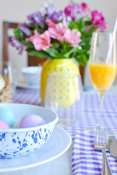Easter Decor and Baskets Ideas