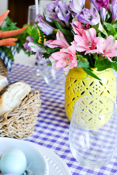 Easter Baskets and Decor Ideas