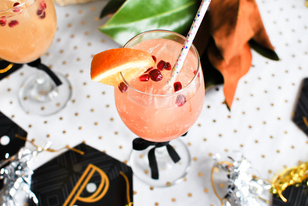 Perfect Bubbly Party Cocktail Recipe