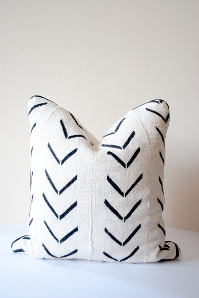 African MudCloth Pillows