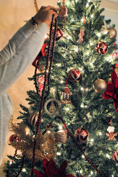 Christmas Tree How to DIY