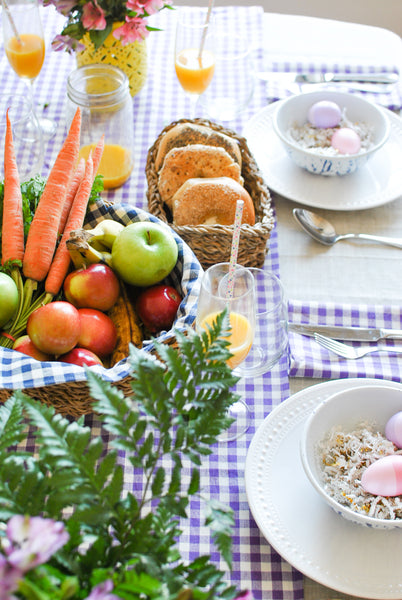 Easter and Baskets Decoration Ideas