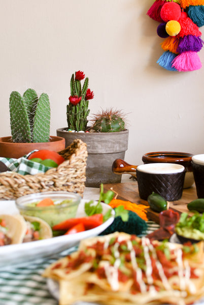 Mexican Taco Bar Party