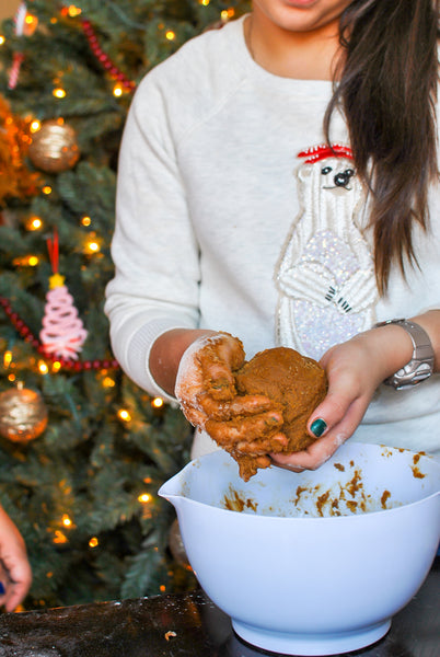 Gingerbread Cookies Easy DIY Recipe