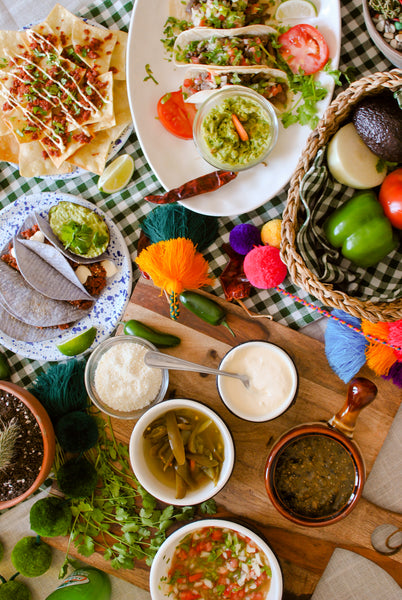 Taco Bar Fiesta Meraki Home Accents