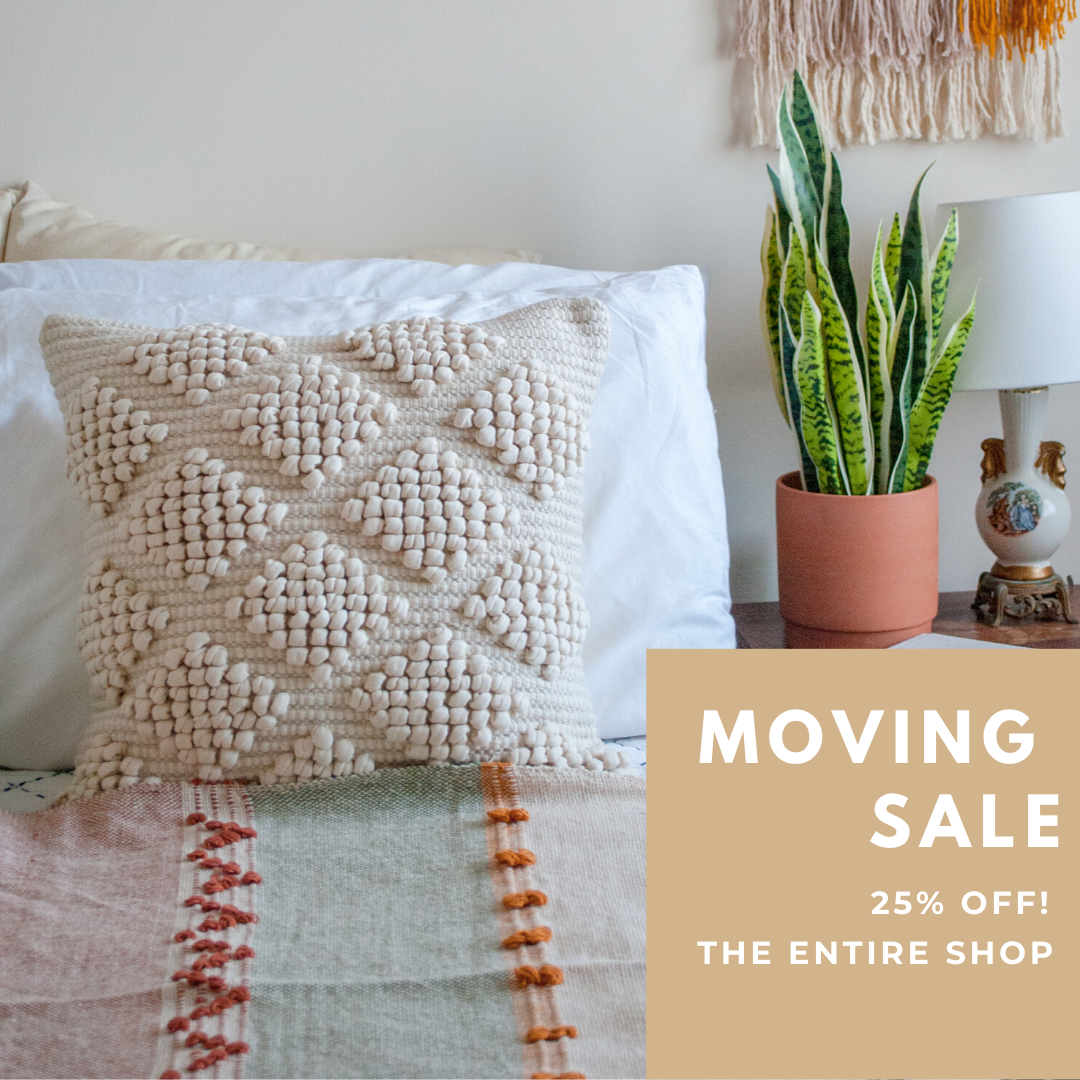 Moving Sale Become Part of the Community Today!
