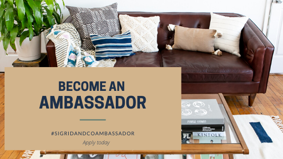 Sigrid & Co. Ambassador Program