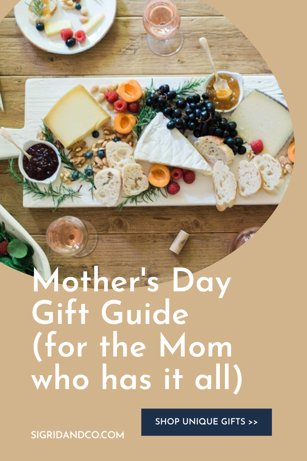 Mother's Day Gift Guide (for the Mom who has it all)