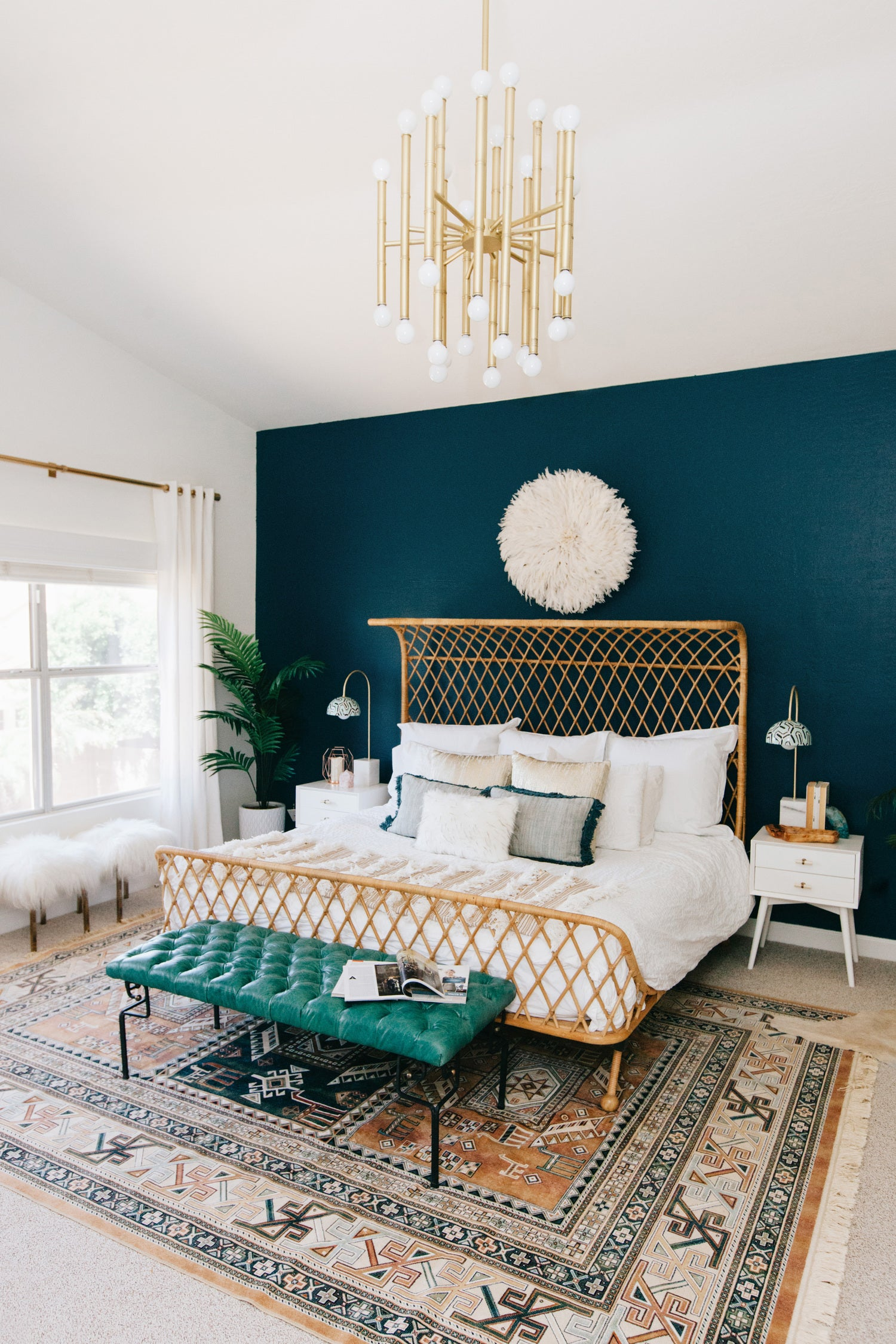 How to Decorate Your Bedroom - Design School Sunday - Sigrid & Co.